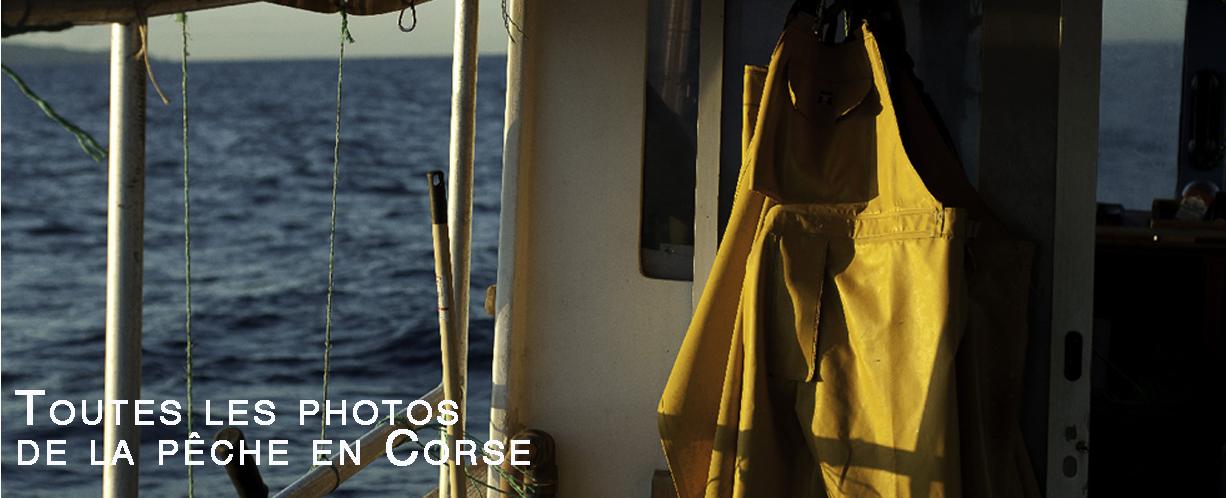 Photos de pêche en Corse