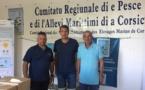 Après une première visite en Haute Corse et plus exactement à Aléria, Eric Blanc, Président de la FFSP a rencontré  le 1er Prud'homme d'Ajaccio Xavier d'Orazio et le personnel du CRPMEMC. Prochaine étape, Bonifacio et la visite de la maison des pêcheurs ce jeudi.DC