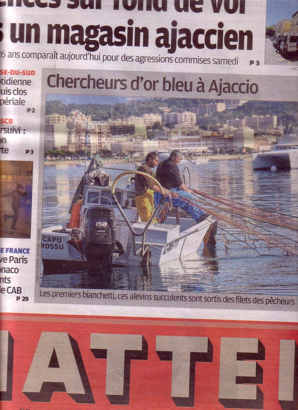 Pierre Roy - Olivier Schinto, Patrons Pêcheurs