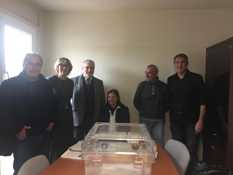 ELECTION COMITE REGIONAL DES PECHES