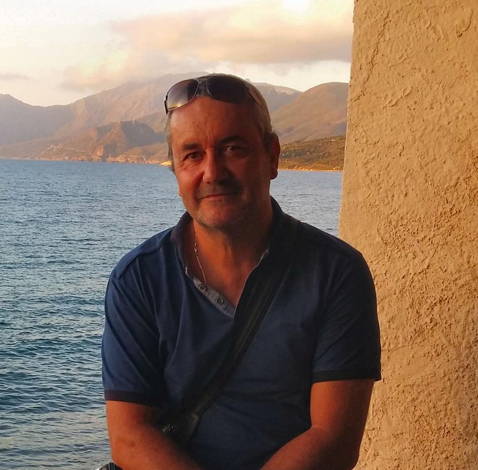 Daniel Defusco, bien que pris par son métier de pêcheur professionnel  s'investit pleinement lors des réunions CTRE à Paris.