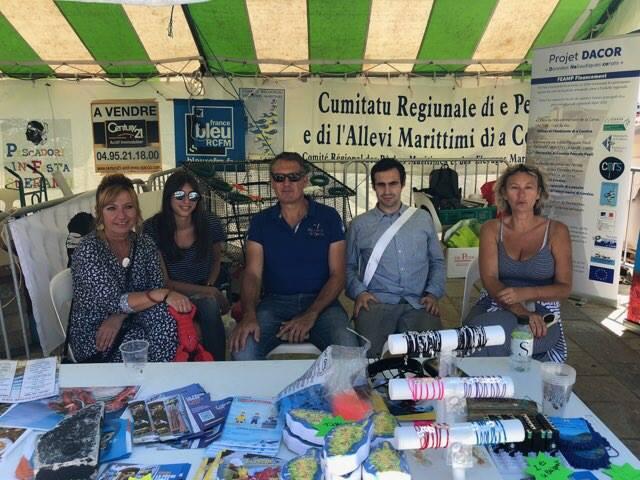 """""""Pescadori in festa"""" - Aiacciu"""