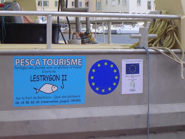 pesca turismu