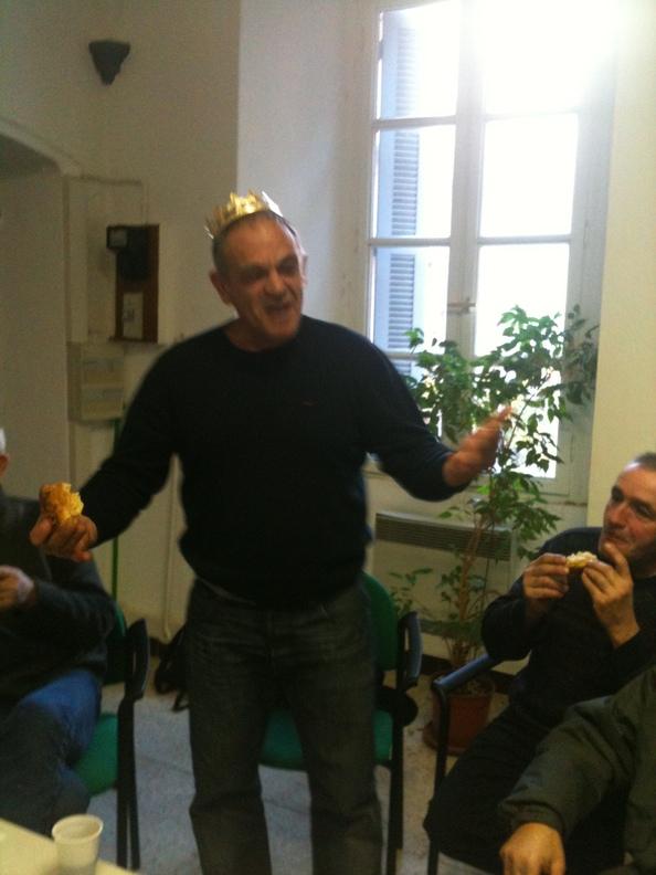 La prud'homie de Bastia fête les rois