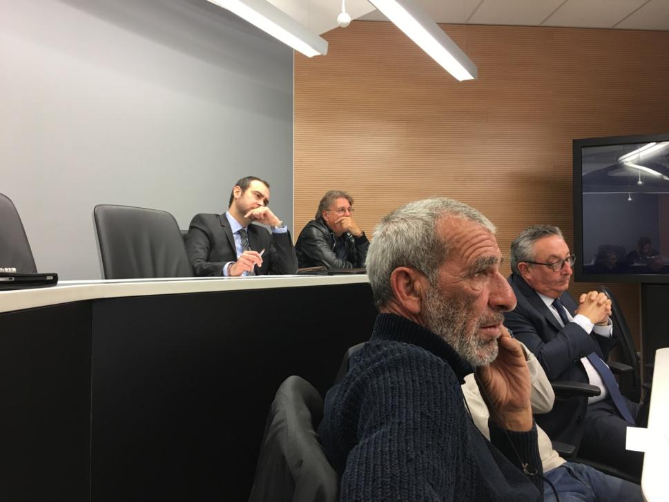 Commission ad hoc à la Collectivité de Corse