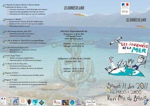 Les journées de la mer à BASTIA le 11 juin