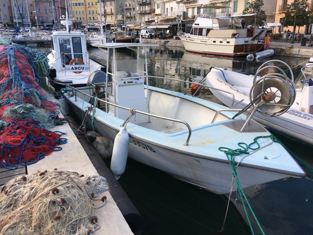 A voir port de pêche Bastia
