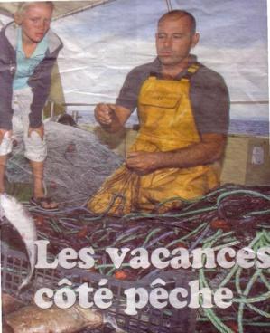 Pescaturisimu : pechés de vacances