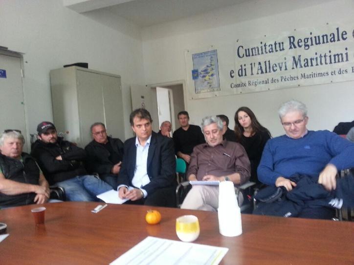 1er Conseil du CRPMEM de Corse - Vendredi 16 janvier 2015