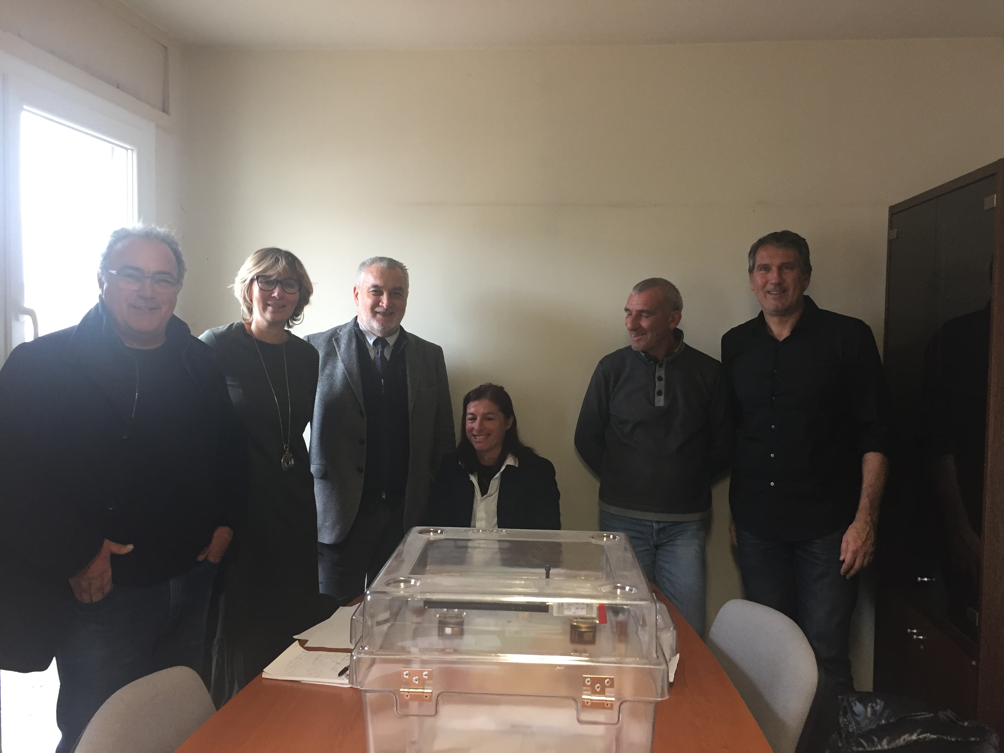 ELECTION COMITE REGIONAL DES PECHES
