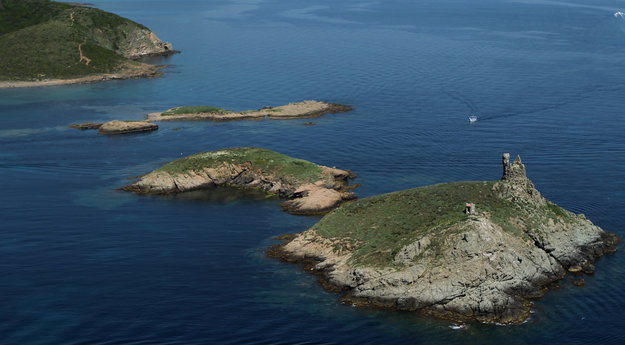Création de la réserve naturelle  des îles du Cap Corse
