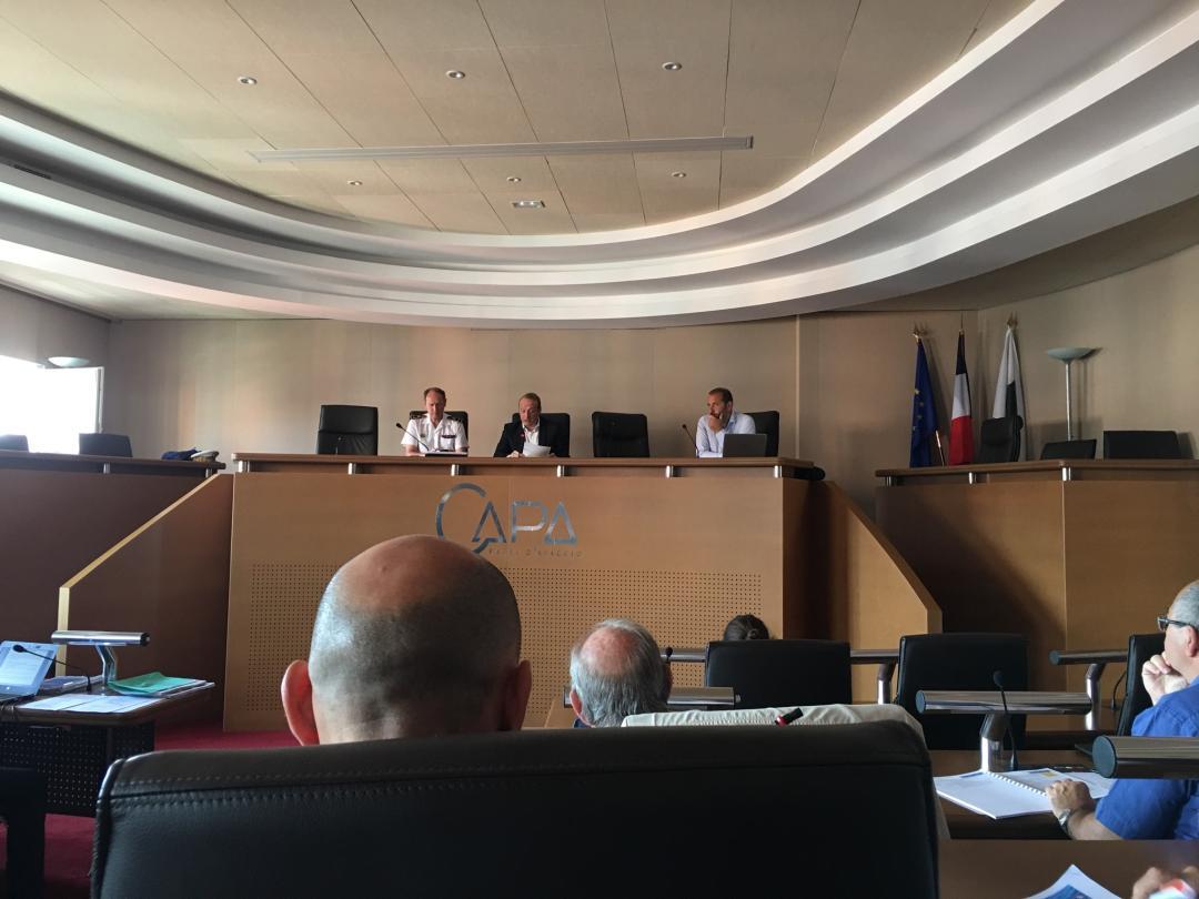 Comité de pilotage Natura 2000