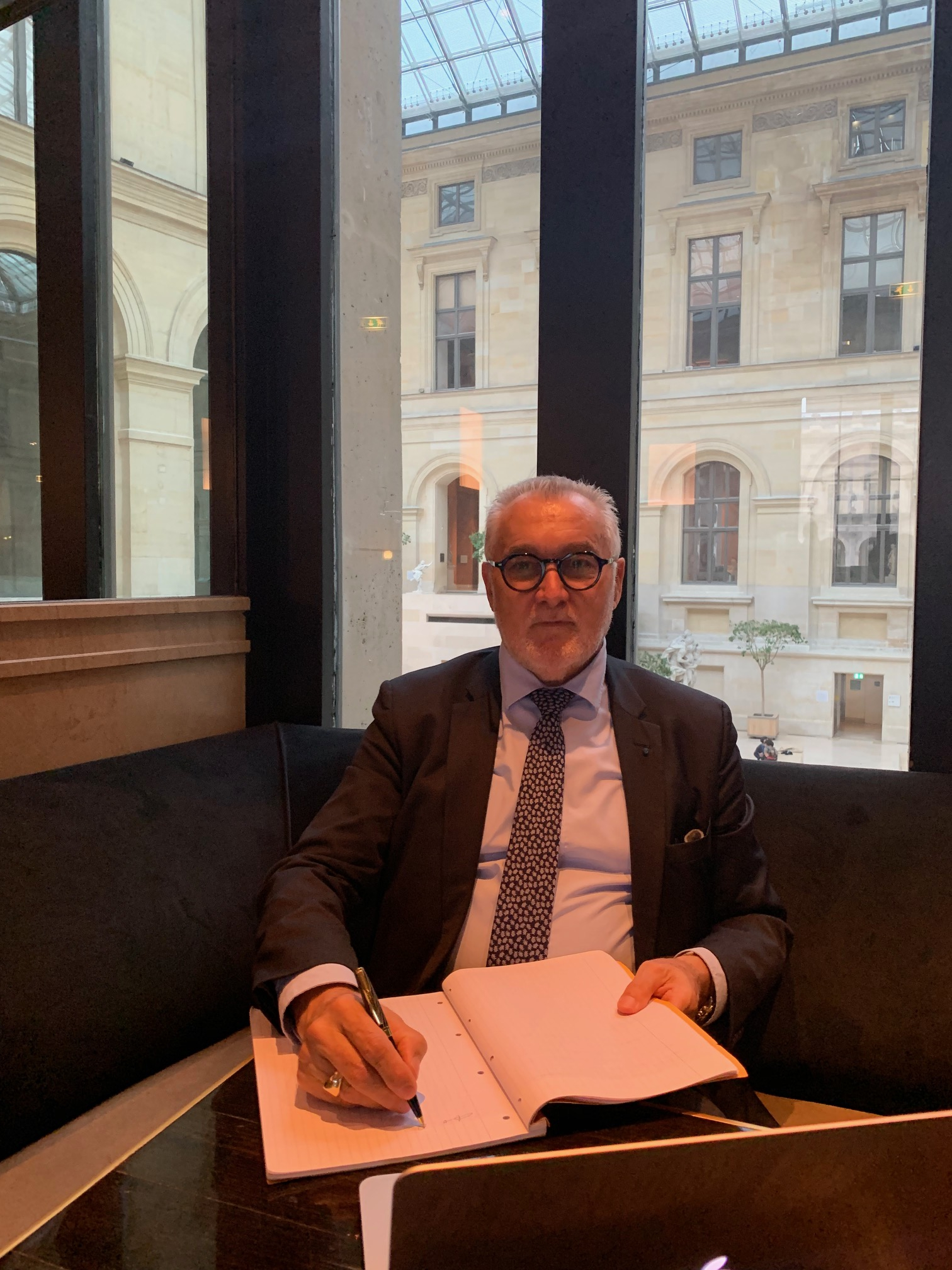 """Gérard ROMITI, président du CRPMEM de Corse et du Comité National des Pêches Maritimes """"si le Royaume-Uni quitte l'union européenne (UE) sans accord, toute la filière serait impactée"""