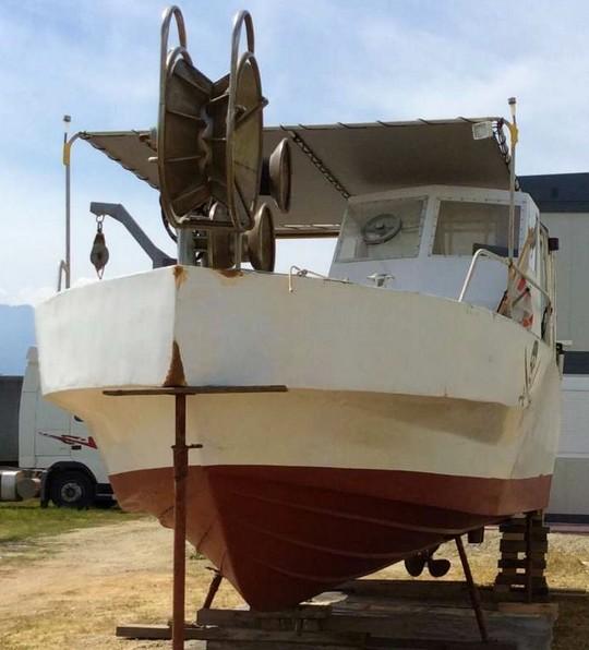 bateau à vendre à Ghisonaccia