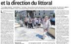 Réunion de négociation des pêcheurs du 18/6/18 - Bastia