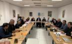 François SARGENTINI, Président de l'OEC était présent tout comme le dernier conseil de l'année 2018. Il a réaffirmé son attachement et soutien de l'OEC à la pêche professionnelle Corse, pêche artisanale et traditionnelle qu'il faut préserver.