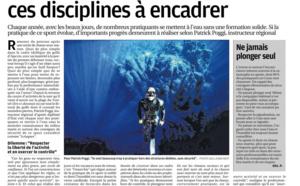 La chasse sous-marine et ses dangers