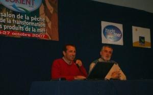 Conférence :  Gestion des Pêches et Parc Marin le 25/10/2007