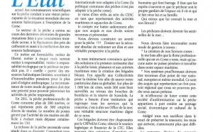 Mensuel CORSICA du mois d'août 2011