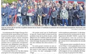 Le CRPMEM Corse était présent aux rencontres nationales GALPA