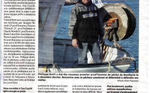 CORSE MATIN 13/01/2012