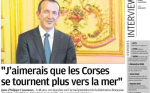 Interview de Jean-Philippe Casanova, président de la fédération française des pilotes maritimes