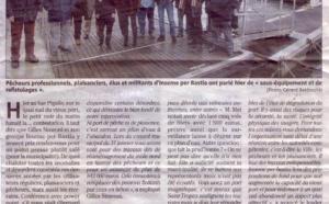 """POUR """"INSEME PER BASTIA"""" LE VIEUX PORT A L'ABANDON- LUNDI 4 FEVRIER 2013"""