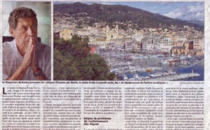 """""""LE VIEUX PORT EST L'OBJET D'ATTENTIONS PERMANENTES"""" - LUNDI 11 FEVRIER 2013"""