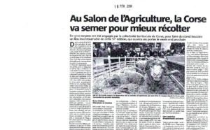 Les Pêcheurs présents au Salon de l'Agriculture à Paris