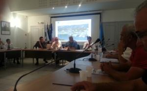 Photos de la visite de Frédéric CUVILLIER - secrétaire d'état chargé des transports et de la pêche